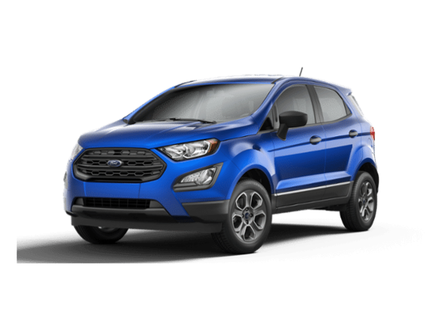 New Ford 2019 Ford EcoSport S Crossover MAJ3S2FEXKC258586 in Kahului, HI